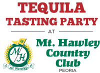 Tequila David Reyes Tasting Party at Mt. Hawley Country Club